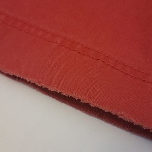 Old Navy Skirts - Vintage Old Navy Orange/Red Low Rise Mini Skirt
